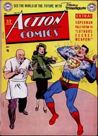 Action Comics (DC, 1938 series) #141 (February 1950)