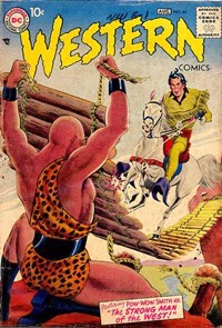 Western Comics (DC, 1948 series) #64 (July-August 1957)