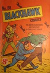 Blackhawk Comic (Youngs, 1948 series) #28 ([March 1951?]) —Blackhawk Comics