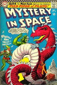 Mystery in Space (DC, 1951 series) #110 — Pied Piper of Pluto!