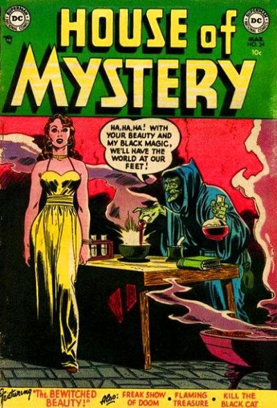 House of Mystery (DC, 1951 series) #24 (March 1954)