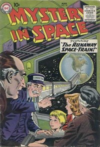 Mystery in Space (DC, 1951 series) #50 (March 1959)