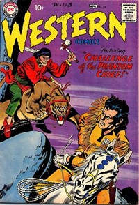 Western Comics (DC, 1948 series) #74 — Challenge of the Phantom Chief!