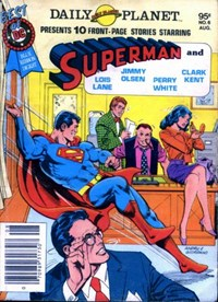 The Best of DC (DC, 1979 series) #6 — Daily Planet