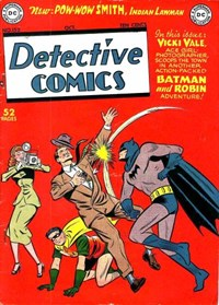 Detective Comics (DC, 1937 series) #152 (October 1949)