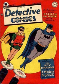 Detective Comics (DC, 1937 series) #134 (April 1948)