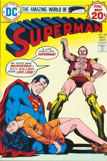 Superman (DC, 1939 series) #281 (November 1974)