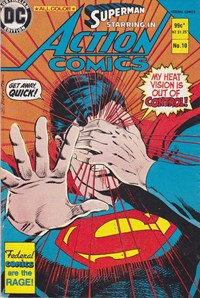 Superman Starring in Action Comics (Federal, 1984 series) #10 — Untitled