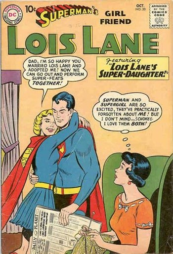 Superman's Girl Friend, Lois Lane (DC, 1958 series) #20 (October 1960)
