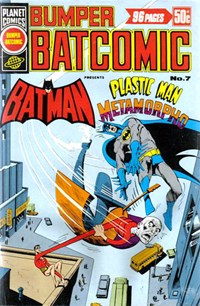 Bumper Batcomic (KG Murray, 1976 series) #7