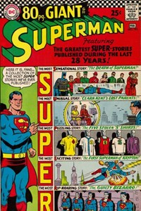 Superman (DC, 1939 series) #193 — The Greatest Super-Stories Published During the Last 28 Years!