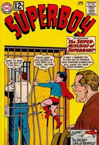 Superboy (DC, 1949 series) #97 — The Super-Mischief of Superbaby!