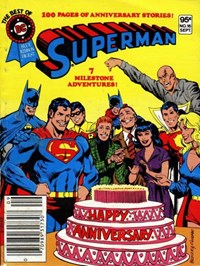 The Best of DC (DC, 1979 series) #16 — Happy Anniversary