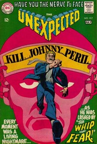 The Unexpected (DC, 1968 series) #107 (June-July 1968)
