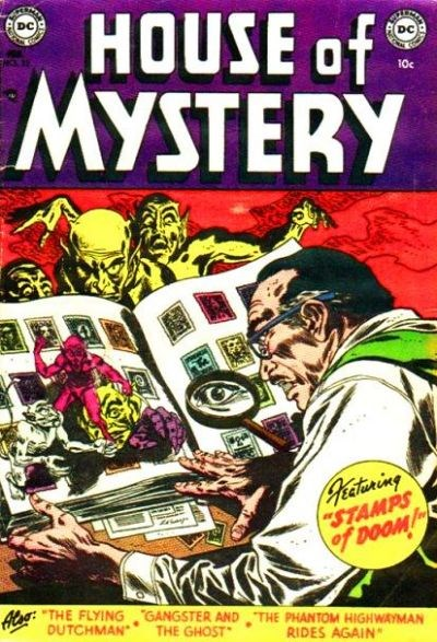 House of Mystery (DC, 1951 series) #23 (February 1954)