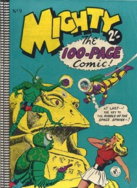 Mighty The 100-Page Comic! (Colour Comics, 1957 series) #9 ([January 1959?])