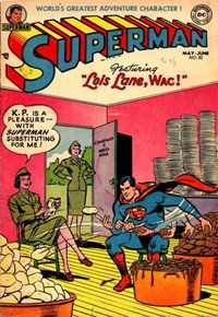 Superman (DC, 1939 series) #82 (May-June 1953)
