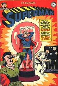 Superman (DC, 1939 series) #68 (January-February 1951)