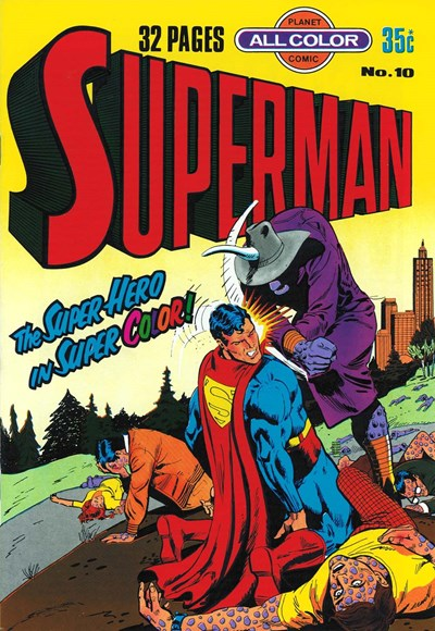 Superman (Murray, 1978 series) #10 ([February 1979?])