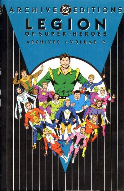 The Legion of Super-Heroes Archives (DC, 1991 series) #2 (1992)