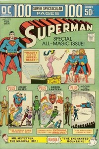 Superman (DC, 1939 series) #272 — Special All-Magic Issue!