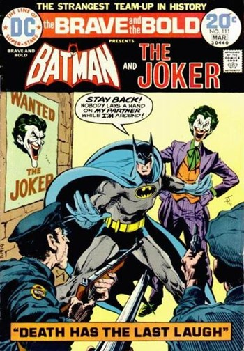 The Brave and the Bold (DC, 1955 series) #111 (February-March 1974)