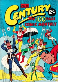 Century the 100 Page Comic Monthly (Colour Comics, 1956 series) #5 — Untitled