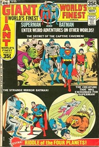 World's Finest Comics (DC, 1941 series) #206 — Untitled