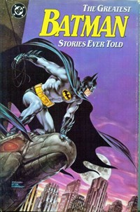 The Greatest Batman Stories Ever Told (DC, 1988 series)  — Untitled