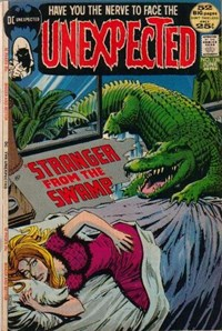 The Unexpected (DC, 1968 series) #136 — Stranger from the Swamp