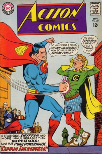 Action Comics (DC, 1938 series) #354 (September 1967)