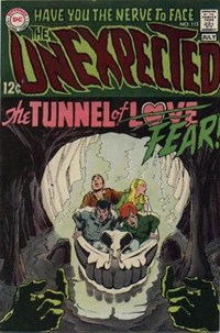 The Unexpected (DC, 1968 series) #113 (June-July 1969)