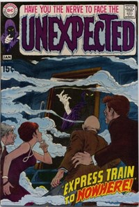 The Unexpected (DC, 1968 series) #116 (December-January 1970)