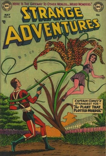 Strange Adventures (DC, 1950 series) #44 (May 1954)