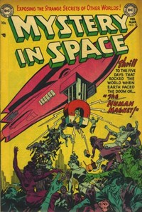 Mystery in Space (DC, 1951 series) #12 (February-March 1953)