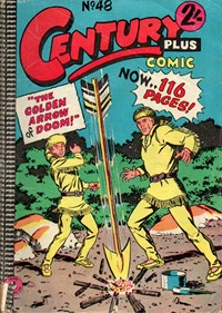 Century Plus Comic (Color Comics, 1960 series) #48 ([May 1960])