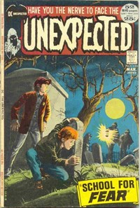 The Unexpected (DC, 1968 series) #133 (March 1972)