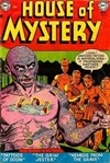 House of Mystery (DC, 1951 series) #8 (November 1952)