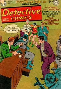 Detective Comics (DC, 1937 series) #176 (October 1951)