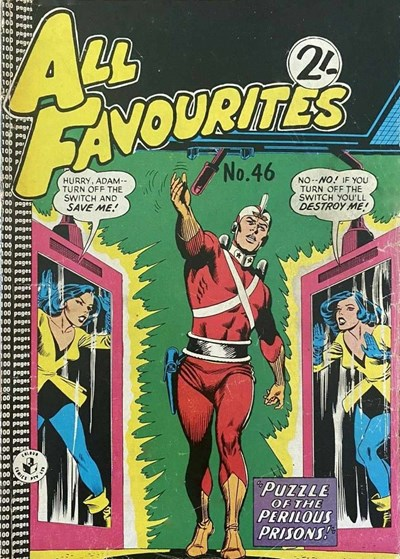 All Favourites Comic (Colour Comics, 1960 series) #46 ([January 1965?])