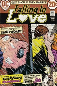 Falling in Love (DC, 1955 series) #141 — Shared Woman!