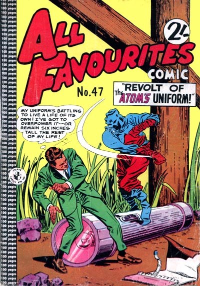 All Favourites Comic (Colour Comics, 1960 series) #47 ([March 1965?])