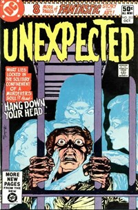 The Unexpected (DC, 1968 series) #203 — Hang Down your head…
