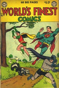 World's Finest Comics (DC, 1941 series) #68 — Untitled
