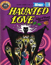 Planet Series 3 (Murray, 1980 series) #2 ([February 1980]) —Haunted Love