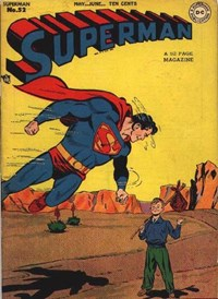 Superman (DC, 1939 series) #52 (May-June 1948)