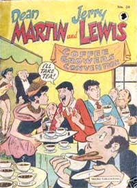 The Adventures of Dean Martin and Jerry Lewis (Tricho, 1959? series) #38 ([February 1959?])