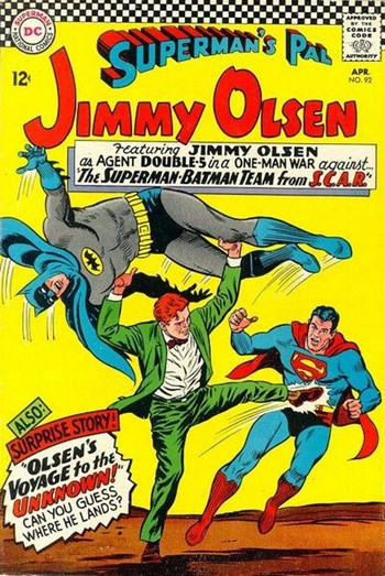 Superman's Pal, Jimmy Olsen (DC, 1954 series) #92 (April 1966)