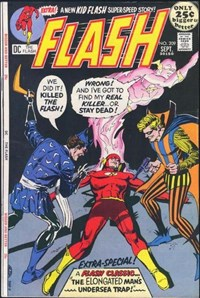The Flash (DC, 1959 series) #209 — Untitled