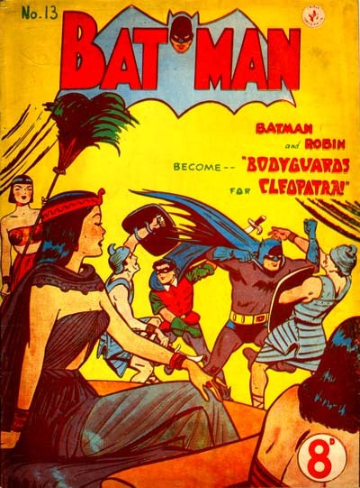 Batman (Colour Comics, 1950 series) #13 ([June 1951?])
